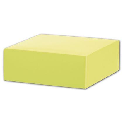 """Pistachio Gift Box Lids, 4 x 4 x 1 1/2"""""""