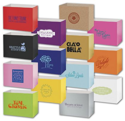 Gift Basket Boxes, Hot Stamp, 8 1/4 x 4 3/4 x 6 1/4""