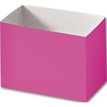 Fuchsia Gift Basket Boxes, 6 3/4 x 4 x 5