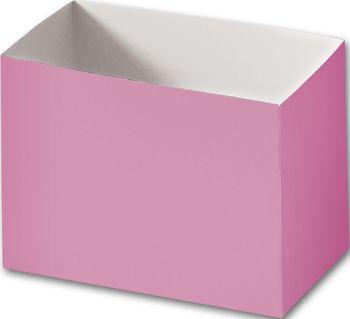 Light Pink Gift Basket Boxes, 6 3/4 x 4 x 5