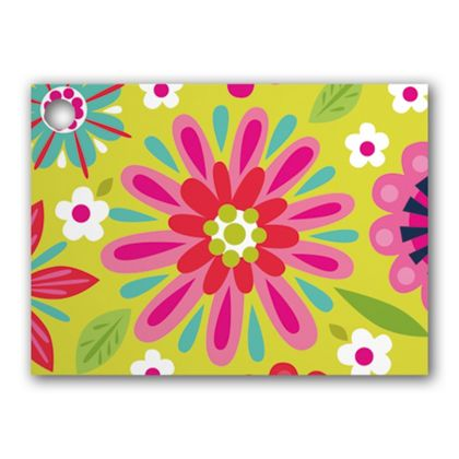 "Bountiful Blooms Gift Tags, 3 3/4 x 2 3/4"""