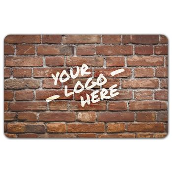 Bricks Gift Card, 3 3/8 x 2 1/8