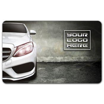 Car Gift Card, 3 3/8 x 2 1/8