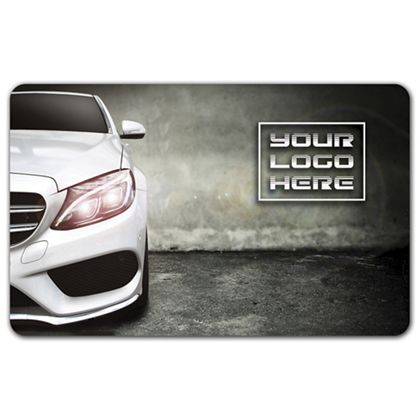 "Car Gift Card, 3 3/8 x 2 1/8"""