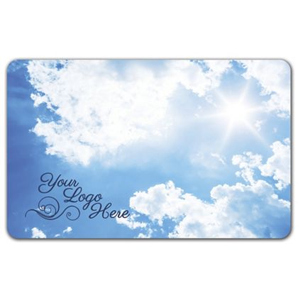 Clouds Gift Card, 3 3/8 x 2 1/8""