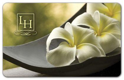 """Flower Gift Card, 3 3/8 x 2 1/8"""""""