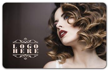 Hair Gift Card, 3 3/8 x 2 1/8