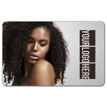 Lady Gift Card, 3 3/8 x 2 1/8