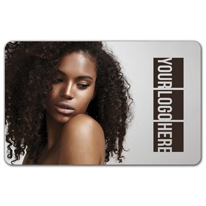 Lady Gift Card, 3 3/8 x 2 1/8""