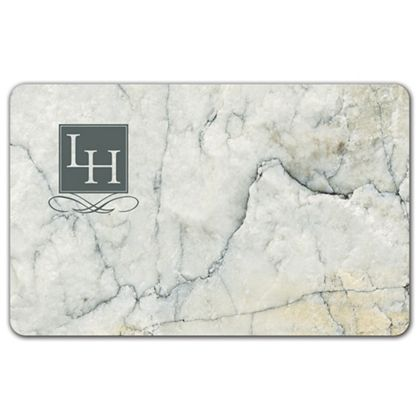 Marble Gift Card, 3 3/8 x 2 1/8""