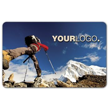 Mountain Gift Card, 3 3/8 x 2 1/8