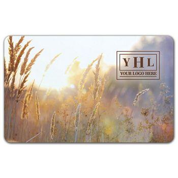 Prairie Gift Card, 3 3/8 x 2 1/8