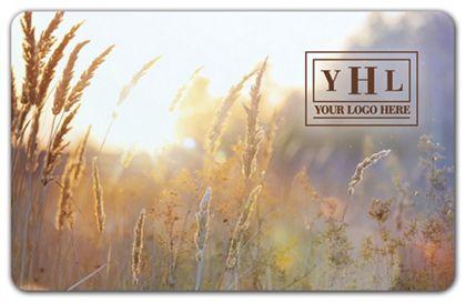 """Prairie Gift Card, 3 3/8 x 2 1/8"""""""
