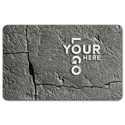 "Rock Gift Card, 3 3/8 x 2 1/8"""