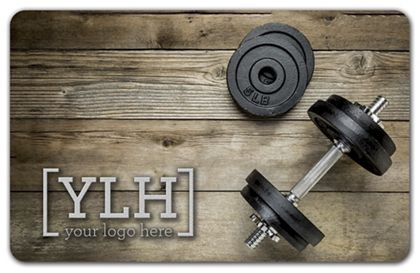 """Weights Gift Card, 3 3/8 x 2 1/8"""""""