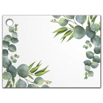 Eucalyptus Gift Tags, 3 3/4 x 2 3/4