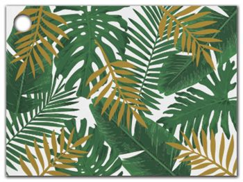 Palm Fronds Gift Tags, 3 3/4 x 2 3/4