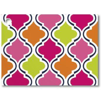 Modern Moroccan Gift Tags, 3 3/4 x 2 3/4