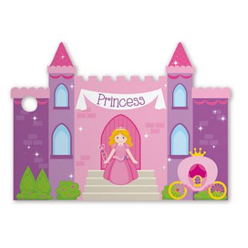Princess Castle Intricut Gift Tags, 3 3/4 x 2 3/4