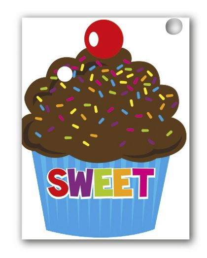 """Have A Sweet Day Gift Cards, 3 1/2 x 2 3/4"""""""