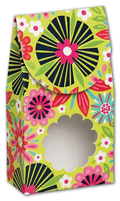 """Bountiful Blooms Gourmet Window Boxes, 3 1/2x1 3/4x6 1/2"""""""
