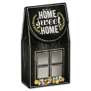 Chalkboard Home Gourmet Window Boxes, 3 1/2x1 3/4x6 1/2