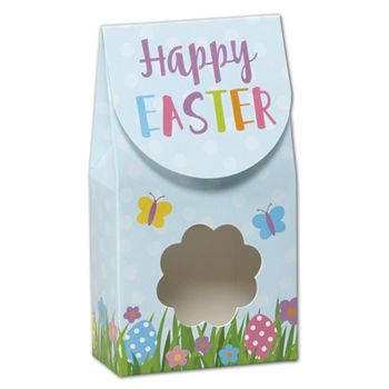 Happy Easter Gourmet Window Boxes, 3 1/2 x 1 3/4 x 6 1/2