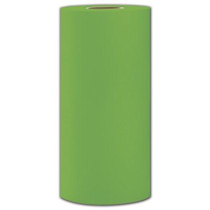 "Citrus Green Rolled Heavy Duty Tissue, 18"" x 1800'"
