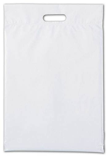 Web White Hurry-Up Courier Bags, 14 x 21 1/2