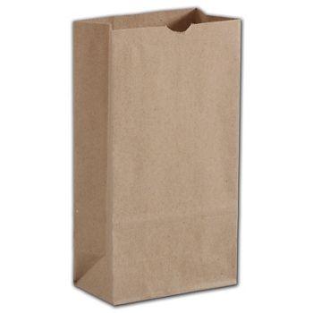 Kraft Hardware Bags, 4 1/4 x 2 3/8 x 8 3/16