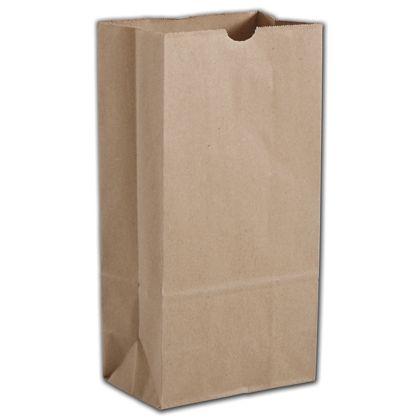 "Kraft Hardware Bags, 6 9/16 x 4 1/16 x 13 3/16"""