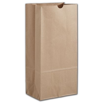 "Kraft Hardware Bags, 7 11/16 x 4 7/8 x 16 1/16"""