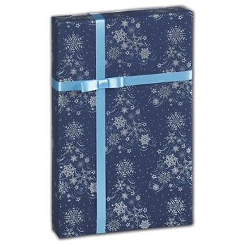 Lacy Flakes Gift Wrap, 24