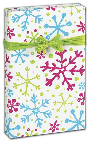 Snowflake Jubilee Gift Wrap, 24