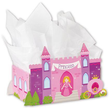 """Princess Castle Intricut Basket Boxes, 11 3/4 x 6 x 7 3/8"""""""