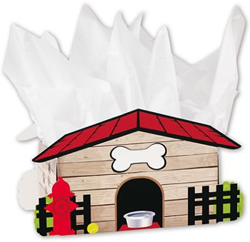 Dog House Intricut Basket Boxes, 9 3/16 x 4 1/4 x 5 5/16