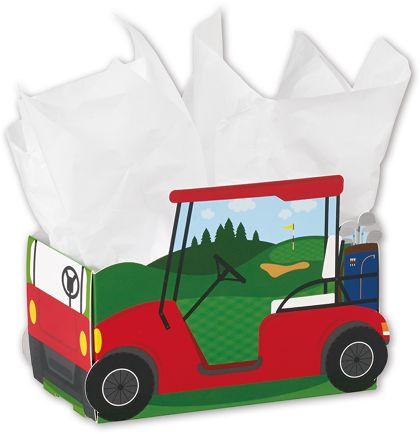 "Golf Cart Intricut Basket Boxes, 7 1/2 x 4 1/4 x 5 1/4"""