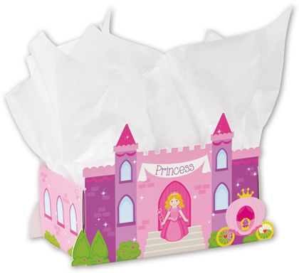 Princess Castle Intricut Basket Boxes, 8 1/4x4 1/4x5 3/16""