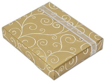 Classy Curls Jeweler's Roll Gift Wrap, 7 3/8