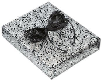 Midnight Masquerade Jeweler's Roll Gift Wrap, 7 3/8
