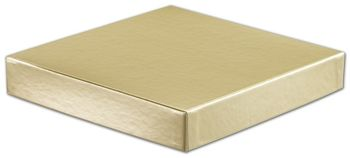 Gold Hi-Wall Gift Box Lids, 8 x 8