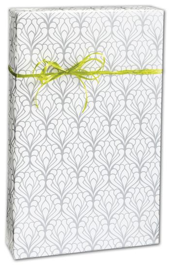 Deco Flourish Gift Wrap, 24