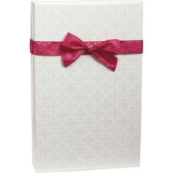 Quatrefoil Gift Wrap, 24