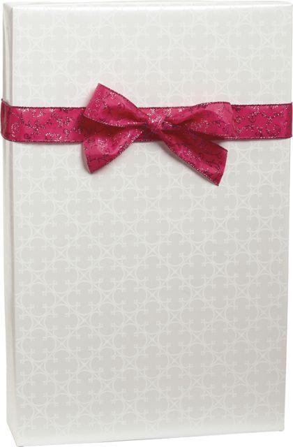 """Quatrefoil Gift Wrap, 24"""" x 417'"""
