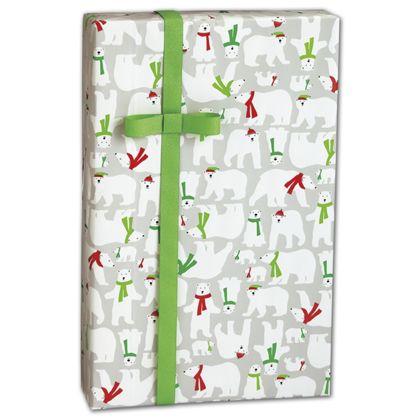 """Subzero Gift Wrap, 24"""" x 417'"""