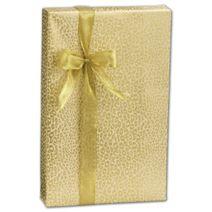 """Golden Cheetah Gift Wrap, 24"""" x 417'"""