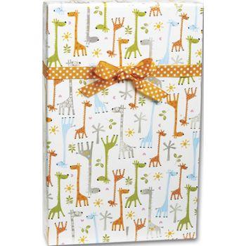 Baby Giraffes Gift Wrap, 24