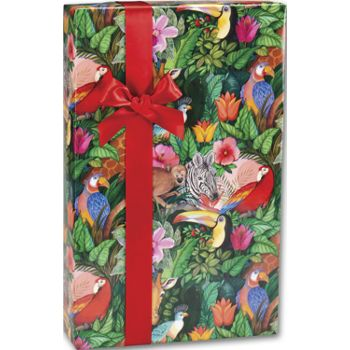 Jungle Paradise Gift Wrap, 24