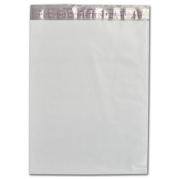 """White Poly Mailers, 12 x 15 1/2"""""""