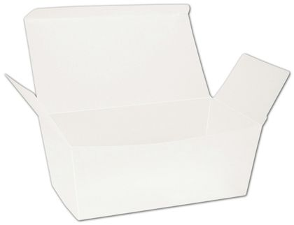 Frosted Ballotin Boxes, 5 7/8 x 3 1/4 x 2 1/2""